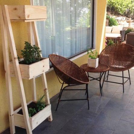 Jardinera Orgánica