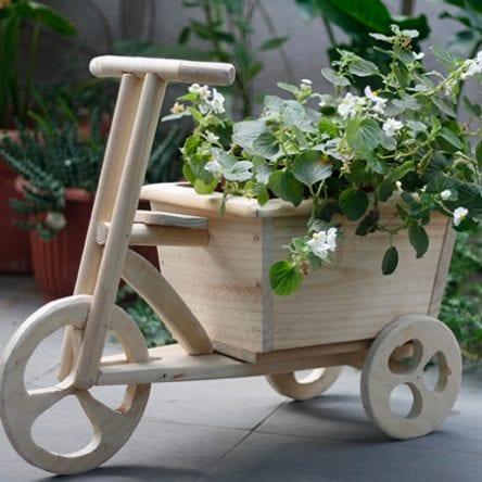 Triciclo Jardinera