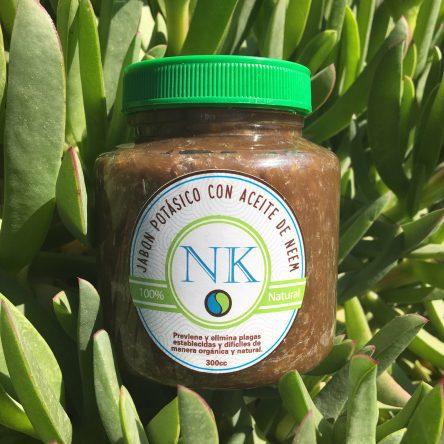 Aceite+Jabón NK 300 cc
